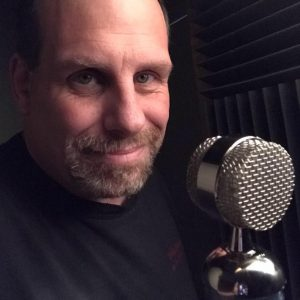 Chris Laning, voiceover artist