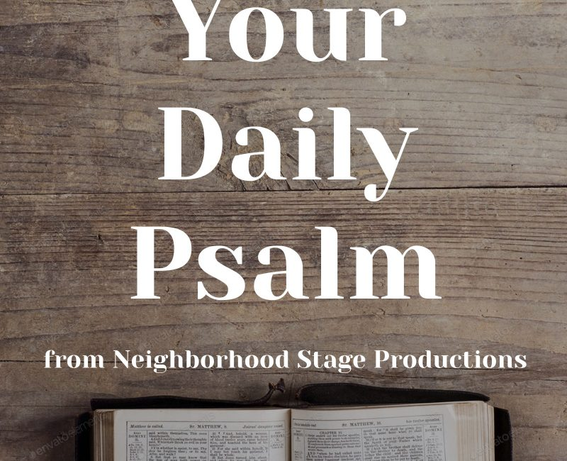 Your Daily Psalm Podcast